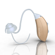 EarCentric Smart Mini BTE Hearing Aids - High Performance